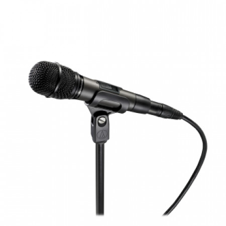 Hypercardioid Dynamic Handheld Microphone with Switch