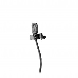 Omnidirectional Condenser Lavalier Microphone