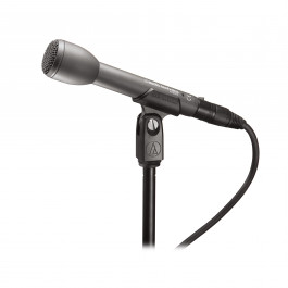 Omnidirectional Dynamic Microphone With Extended Handle