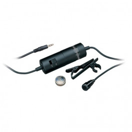 Omnidirectional Condenser Lavalier Microphone, Jack 3.5mm